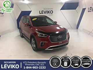 Used 2018 Hyundai Santa Fe XL Ultimate AWD 6 PASSAGERS **NAVIGATION +CUIR + TOIT** for sale in Lévis, QC