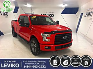 Used 2016 Ford F-150 CREW XLT SPORT 4X4 **BOITE 6.5``** for sale in Lévis, QC