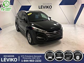 Used 2016 Hyundai Tucson PREMIUM FWD *CAMÉRA  + BLUETOOTH + SIÈGE CHAUFFANT** for sale in Lévis, QC