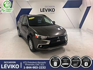Used 2017 Mitsubishi RVR SE AWD ** CAMÉRA + BLUETOOTH + SIEGE CHAUFFANT** for sale in Lévis, QC
