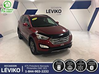 Used 2015 Hyundai Santa Fe Sport Premium AWD 2.0T **BLUETOOTH + VOLLANT CHAUFFANT** for sale in Lévis, QC