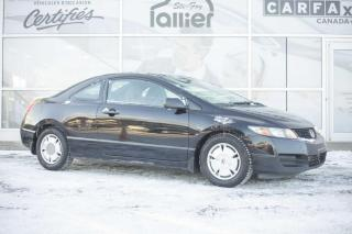Used 2011 Honda Civic DX-G ***JAMAIS ACCIDENTÉ*** for sale in Québec, QC