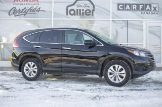 Used 2013 Honda CR-V TOURING AWD ***GARANTIE 10 ANS/200 000 K for sale in Québec, QC