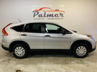 Used 2014 Honda CR-V AWD 5dr LX for sale in Lachine, QC