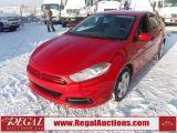 Photo of Red 2014 Dodge Dart