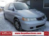 Photo of Beige 2002 Honda Odyssey