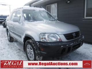 Used 1999 Honda CR-V 4D Utility AWD for sale in Calgary, AB