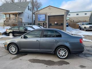 Used 2007 Volkswagen Jetta GLI/MANUAL/ALLOYS/NAVI for sale in Kitchener, ON