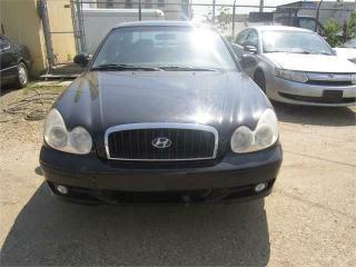 Used 2002 Hyundai Sonata for sale in Edmonton, AB