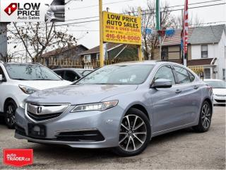 Used 2015 Acura TLX AWD*Leather*Sunroof*Camera*HtdSeats*PushStart for sale in Toronto, ON
