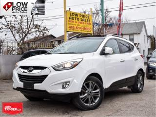 Used 2015 Hyundai Tucson GLS*Leather*PanoramicRoof*HtdSeats*Camera*HtdSeats for sale in Toronto, ON