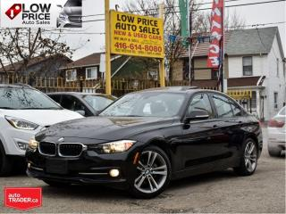 Used 2016 BMW 3 Series AWD*SportLine*Navi*Camera*HtdSeats*BmwWarranty* for sale in Toronto, ON