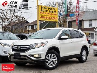 Used 2016 Honda CR-V SE*AWD*Camera*Alloys*HtdSeats*ExtraClean* for sale in Toronto, ON
