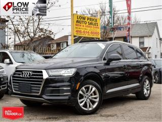Used 2017 Audi Q7 DriversAssistance*VirtualCockPit*7Pass*CarFaxClean for sale in Toronto, ON