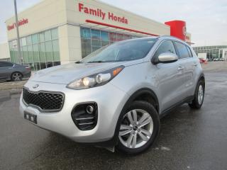 Used 2017 Kia Sportage AWD 4dr LX | BLUETOOTH | HEATED SEATS | for sale in Brampton, ON
