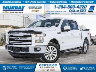 Used 2016 Ford F-150 Lariat for sale in Winnipeg, MB