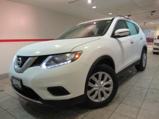 Used 2016 Nissan Rogue FWD 4dr S | BACK UP CAM | USB INPUT!! WOW! for sale in Brampton, ON