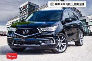 Used 2019 Acura MDX Elite TOP PACKAGE | NEW VEHICLE @ PREOWNED PRICING for sale in Thornhill, ON