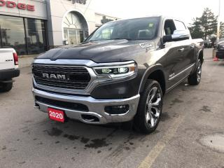 New 2020 RAM 1500 Limited Crew 4x4 V8 for sale in Hamilton, ON