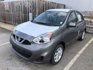 New 2019 Nissan Micra SV for sale in Burlington, ON