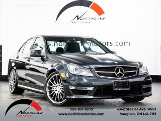 Used 2013 Mercedes-Benz C-Class C63 AMG|Navigation|Blindspot|Lane Keep|Camera|Premium for sale in Vaughan, ON