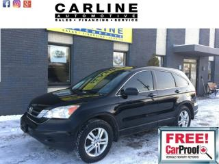 Used 2010 Honda CR-V 2WD 5DR EX for sale in Nobleton, ON
