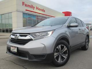 Used 2017 Honda CR-V 2WD 5dr LX | HONDA CERTIFIED | FREE WARRANTY | for sale in Brampton, ON