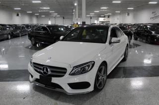 Used 2016 Mercedes-Benz C-Class C300 I 4MATIC I A.M.G I NAVIGATION I REAR CAM I  SUNROOF for sale in Mississauga, ON
