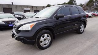 Used 2009 Honda CR-V LX AUTO CERTIFIED 2YR WARRANTY *FREE ACCIDENT* CRUISE AUX KEYLESS for sale in Milton, ON