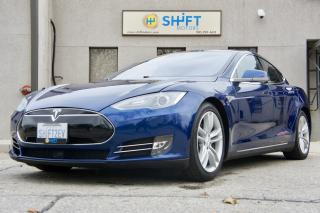 Used 2015 Tesla Model S 70D AUTOPILOT,  FULLY LOADED, ONE OWNER, CARFAX CLEAN,  CPO WARRANTY! for sale in Burlington, ON