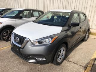 New 2020 Nissan Kicks S CVT for sale in Burlington, ON