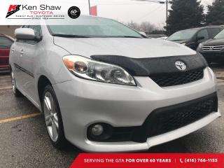 Used 2013 Toyota Matrix for sale in Toronto, ON