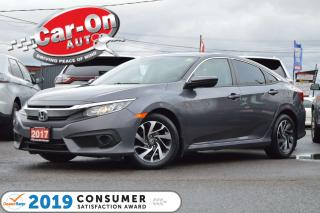 Used 2017 Honda Civic EX SUNROOF REAR CAM HTD SEATS ADAPTIVE CRUISE for sale in Ottawa, ON