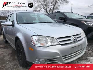 Used 2008 Volkswagen City Golf | NO ACCIDENTS | DETAILED | HEATED SEATS | for sale in Toronto, ON