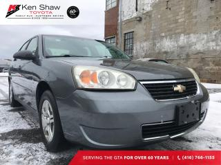 Used 2006 Chevrolet Malibu DETAILED | SERVICE HISTORY | FWD | for sale in Toronto, ON