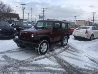 Used 2010 Jeep Wrangler Islander 4 RM 2 portes *Disponibilité ta for sale in Terrebonne, QC