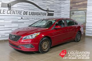 Used 2016 Hyundai Sonata 2.4L GL for sale in Laval, QC
