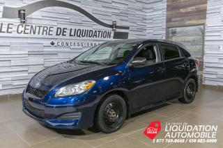 Used 2014 Toyota Matrix for sale in Laval, QC