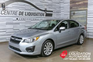 Used 2013 Subaru Impreza 2.0i+AWD for sale in Laval, QC