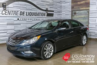 Used 2012 Hyundai Sonata Limited w/Navi for sale in Laval, QC