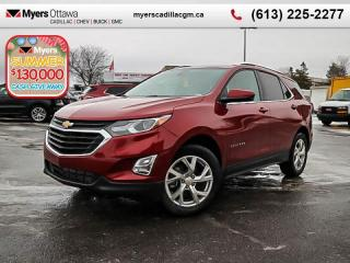 New 2020 Chevrolet Equinox LT  -  Power Seats -  Heated Seats for sale in Ottawa, ON