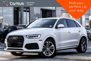 Used 2017 Audi Q3 Technik for sale in Thornhill, ON