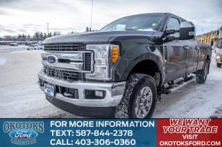 Used 2017 Ford F-350 4X4, XLT PREMIUM PACKAGE, FX4 OFF ROAD PACKAGE, CHROME PACKAGE, TRAILER TOW PACKAGE for sale in Okotoks, AB