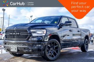 New 2020 RAM 1500 Sport|4x4|Navi|Bluetooth|Blind Spot|Backup Cam|Heated Front Seats|R-Start|Sport Hood|22