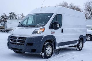 Used 2014 RAM Cargo Van ProMaster 2500 High Roof 136