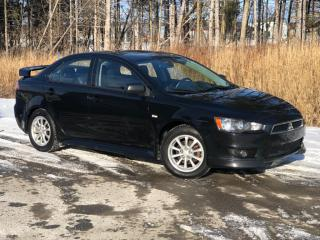Used 2011 Mitsubishi Lancer SE for sale in Mirabel, QC