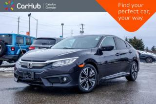 Used 2016 Honda Civic Sedan EX-T|Sunroof|Backup Cam|Bluetooth|Heated Front Seats|Lane Departure Warning|17