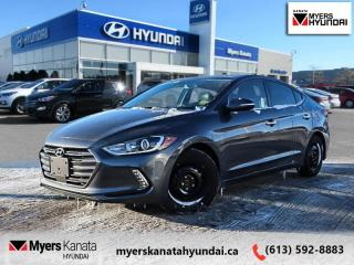Used 2017 Hyundai Elantra Limited  - $117 B/W for sale in Kanata, ON