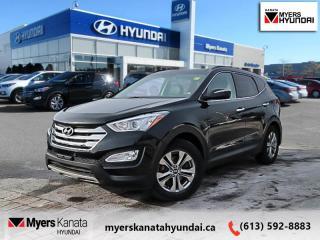 Used 2015 Hyundai Santa Fe Sport LUXURY  - $122 B/W for sale in Kanata, ON