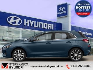 New 2020 Hyundai Elantra GT Preferred MT  - $134 B/W for sale in Kanata, ON